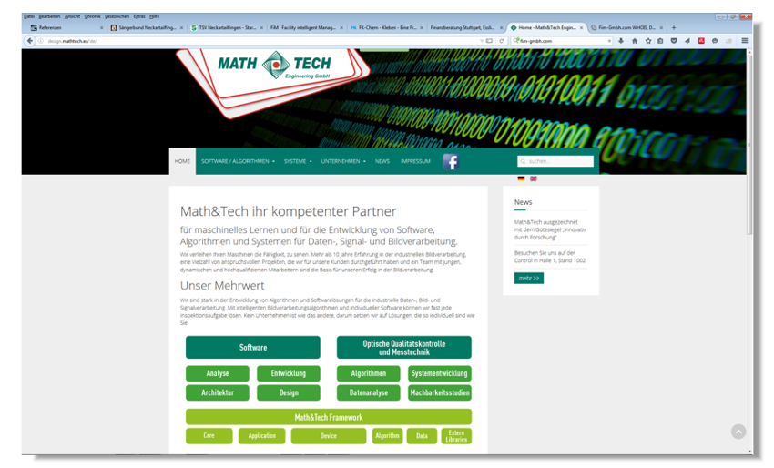 Math & Tech GmbH